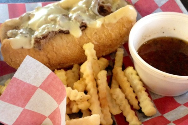 Scooter's French Dip